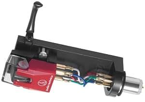audio-technica VMカートリッジ+ヘッドシェル AT100E/G