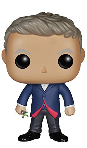 Funko 4630 POP TV: Doctor Who Dr #12 Action Figure - 1