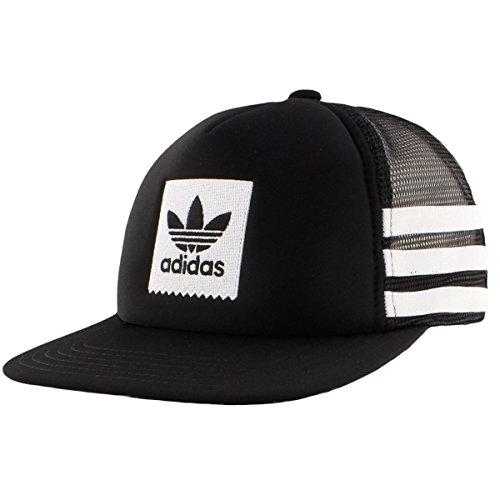 be5b721335f adidas Men s Originals Snapback Flatbrim Cap