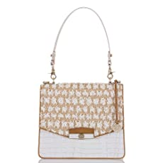Ophelia Shoulder Bag<br>Bora White