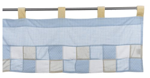 Nautica Baby Benjamin Window Valance (Discontinued by Manufacturer)