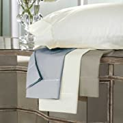 DreamFit 4-Degree 400 Thread Count Preferred 100-Percent Egyptian Cotton Sheet Set Split King Champagne