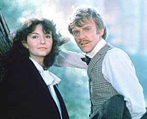 MALCOLM MCDOWELL AS H. G. WELLS, MARY STEENBURGEN AS AMY ROBBINS ...