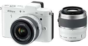 Nikon V1 Appareil Photo Numérique Compact 10.1 Mpix Blanc
