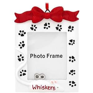 Amazon.com - Cat Frame Personalized Christmas Tree ...