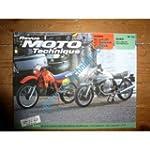 RMT0053 REVUE TECHNIQUE MOTO - HONDA...