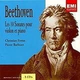 echange, troc  - Les 10 Sonates Pour Violon Et Piano