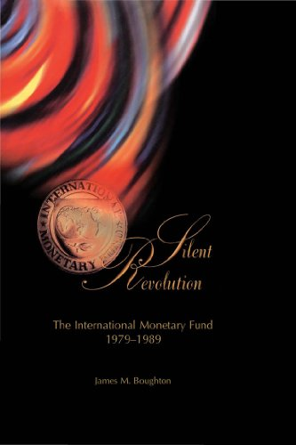 Silent Revolution: The International Monetary Fund, 1979-89 front-151531