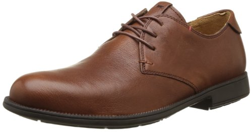 CAMPER Mens Mil Shoes 18552-031 Brown 6 UK, 40 EU