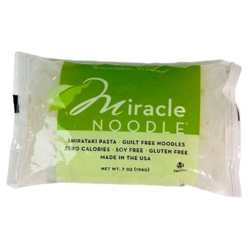 Miracle shirataki noodles