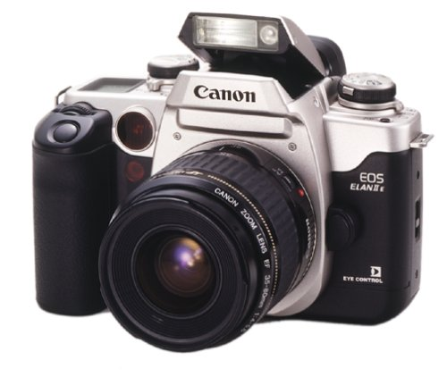 Best Review Of Canon EOS Elan IIE 35mm SLR Camera Kit w/ 28-80mm Lens