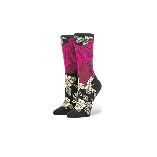 Stance-Rihanna-Lotus-Socks-Pink
