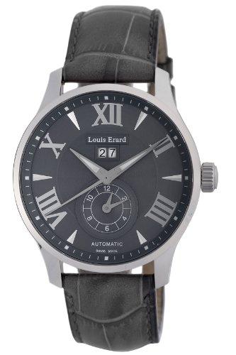 Louis Erard Men's 82222AA03.BDC54 1931 GMT Automatic Watch