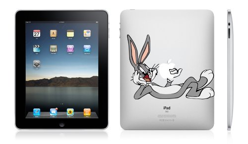 ipad-decal-sticker-bugs-bunny-cover-art-for-apple-tablet