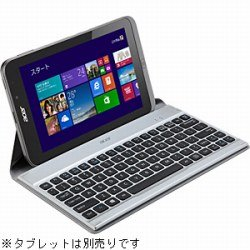 Acer W4-820用Bluetoothキーボード