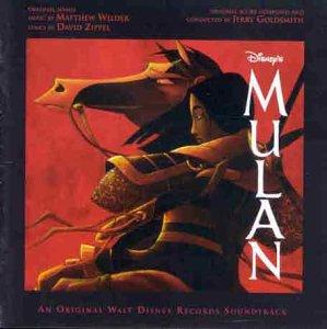 Mulan Disney Soundtrack