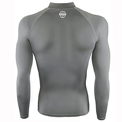 [DRSKIN] SG031 Compression Tight Shirt Base layer Running Shirt men women