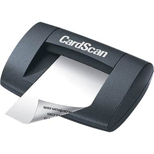 CardScan Personal Business Card Scanner