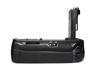 Polaroid Wireless Performance Battery Grip For Canon 6D Digital Slr Camera - Remote Shutter Release Included