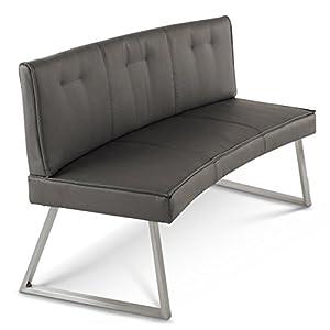pin sitzb nke mit r ckenlehne sam esszimmer 3er sitzbank 164 on. Black Bedroom Furniture Sets. Home Design Ideas