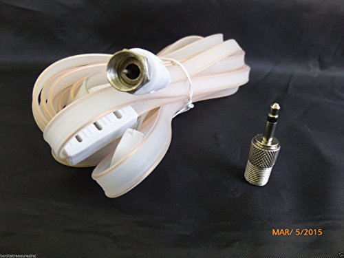 Best Review Of NEW Fm Antenna Male with 3.5 Jack Adapter for ANY Bose Wave or Acoustic Wave Music Sy...