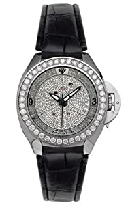 Aqua Master Men's Fancy Diamond Watch, 7.25 ctw