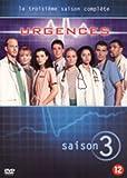 Urgences, saison 3 - Coffret 4 DVD [Import belge]