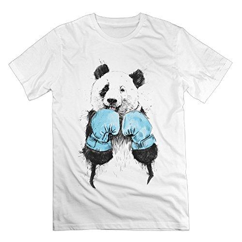Man Panda Boxer Panda Boxer Graphic Design Colleges Shirt (Vape Mod Washers compare prices)