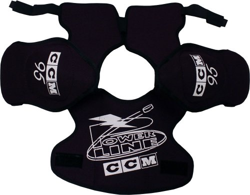 CCM-HOCKEY-SHOULDER-PADS-SP95-MENS-Size-SR-SMALL-MADE-IN-CANADA