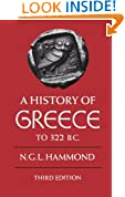 A History of Greece to 322 BC