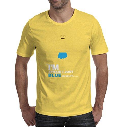 Tobias Funke Mens T-Shirt Sunflower / Large