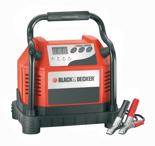 Black & Decker BDV1084-QS Batterieladegerät 2-10A