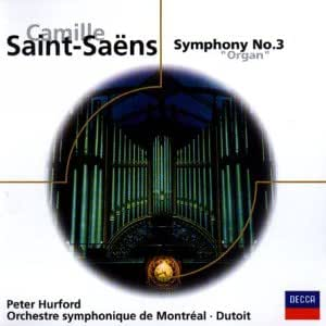 Saint Saens:Symphony No.3