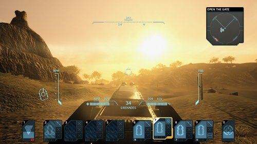Carrier Command Gaea Mission screenshot