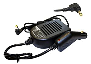 Toshiba Satellite A300-20C Compatible Laptop Power DC Adapter Car Charger