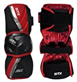 STX AGJT Jolt Men's Lacrosse Arm Guards (Call 1-800-327-0074 to order)
