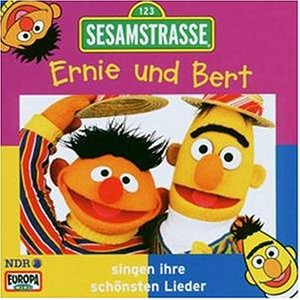 sesamstrasse ernie und bert musikkassette musik. Black Bedroom Furniture Sets. Home Design Ideas