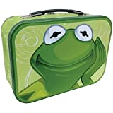 Kermit the Frog Collectible Metal Lunch Box Tin