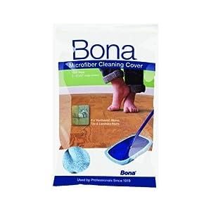 "Bonakemi® Twin Pack Microfiber 8""x15"" Mop Covers"