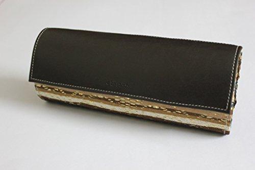 Berserk Women's Sequence Long Wallet Fabric Multi-colour Handbag