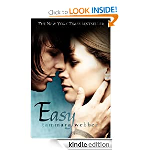 Kindle Daily Book Deal: Easy, by Tammara Webber. Publisher: Tammara Webber (May 24, 2012)