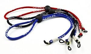 Amazon.com: 3 X Sport Sunglass Neck Strap Rope Lanyard