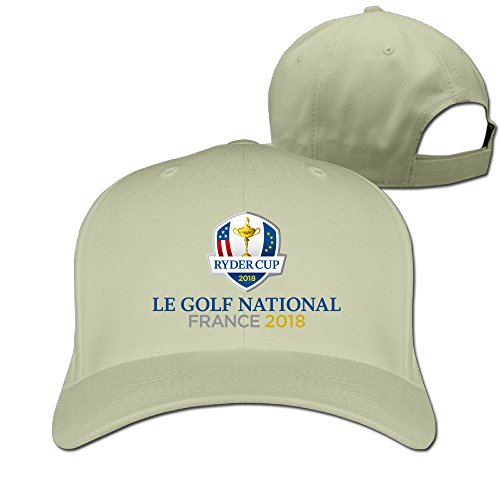 YUVIA Unisex Baseball-caps Cricket Cap Ryder Cup Hat Caps Natural (4 Cup Crock Pot compare prices)