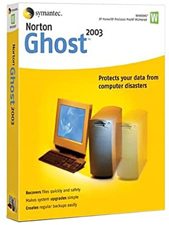 Norton Ghost 2003 [OLD VERSION]