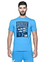 Leone 1947 Camiseta Manga Corta (Azul)