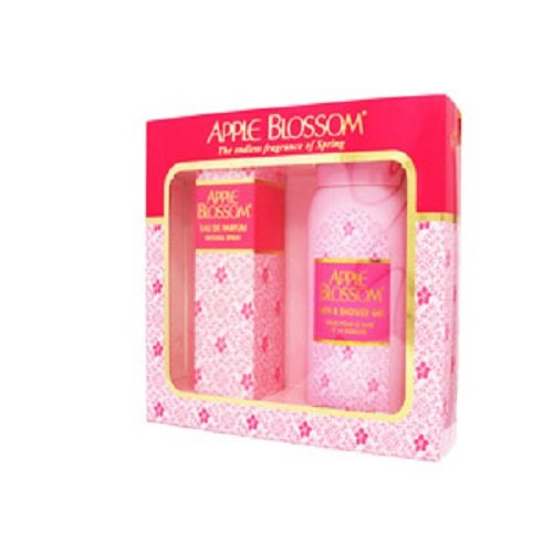 Apple Blossom Apple Blossom Gift Set 100ml EDP + 200ml Shower Gel