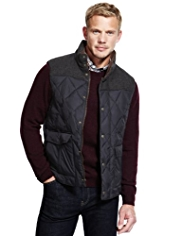 Blue Harbour Down Filled Gilet with Stormwear™