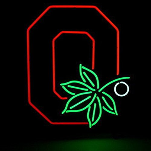 Ohio State Neon Light Ohio State Buckeyes Neon Light