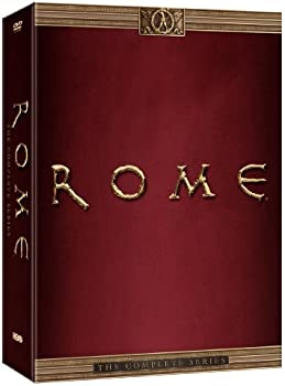 Rome DVD The Complete Series