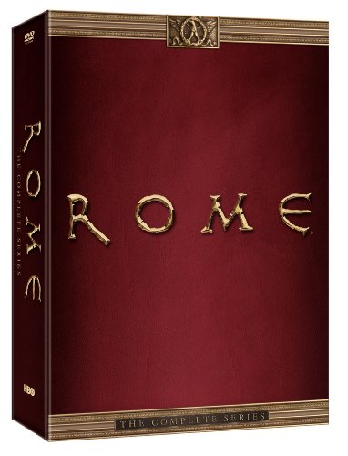 Cover art for  Rome: The Complete Series